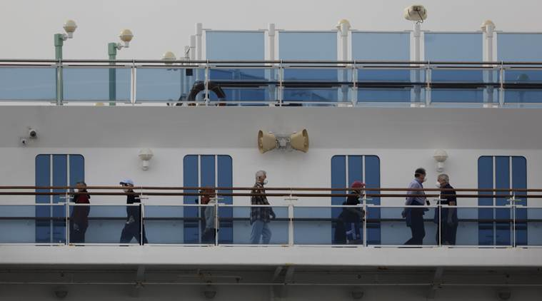 two more indians on japan cruise ship test positive for