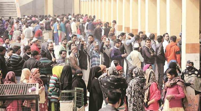 Delhi Assembly elections, Delhi elections, Delhi elections voter turnout, Delhi elections 2020, Delhi Assembly elections 2020, Delhi BJP, AAP, Delhi Congress, Elections news, Indian Express