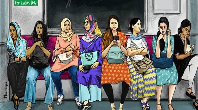 delhi elections, delhi assembly elections 2020, delhi metro conversations, delhi metro passengers, indian express