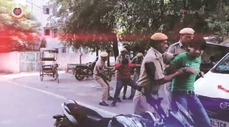 Delhi Police gets new song, composed by officer
