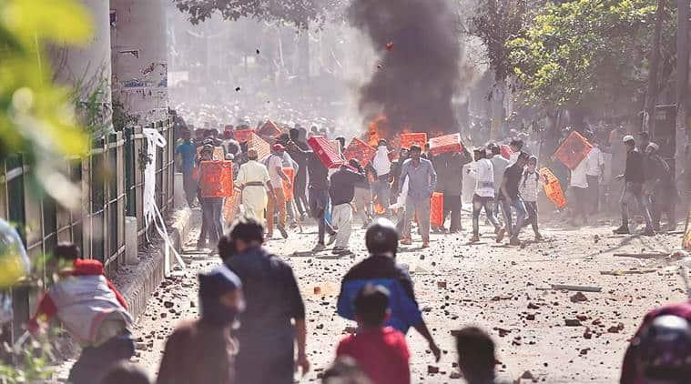 delhi police head constable dead in violence, maujpur babarpur violence, rattan lal dead, delhi police, deldhi news, indian express