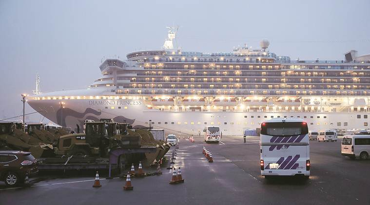 Coronavirus outbreak: Isolated on luxury liner for 3 weeks, 122 Indian crew members return today