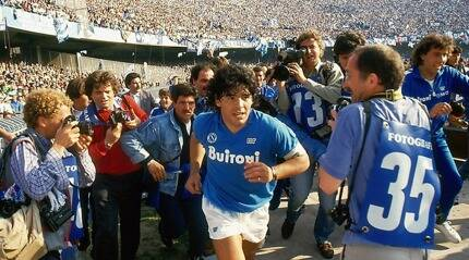 Diego Maradona, Argentine football legend, dies at 60