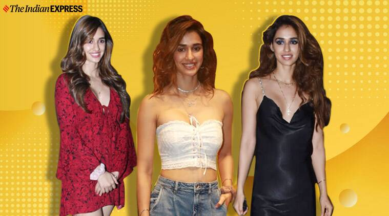 Malang promotions disha patani is the queen of casual fashion