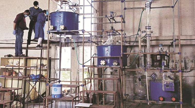Pune: 29-year-old man who ran Dive unit had started as aide to arrested drug-maker