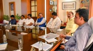 Bengaluru BJP MLAs want elevated corridor project, hold meeting with Deputy CM