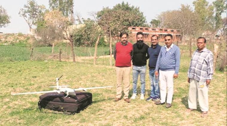 Panchkula: Drones map land falling under Lal Dora in five villages