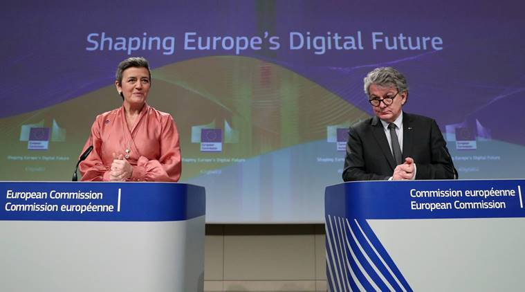 In the works, an EU data strategy with echoes across the world
