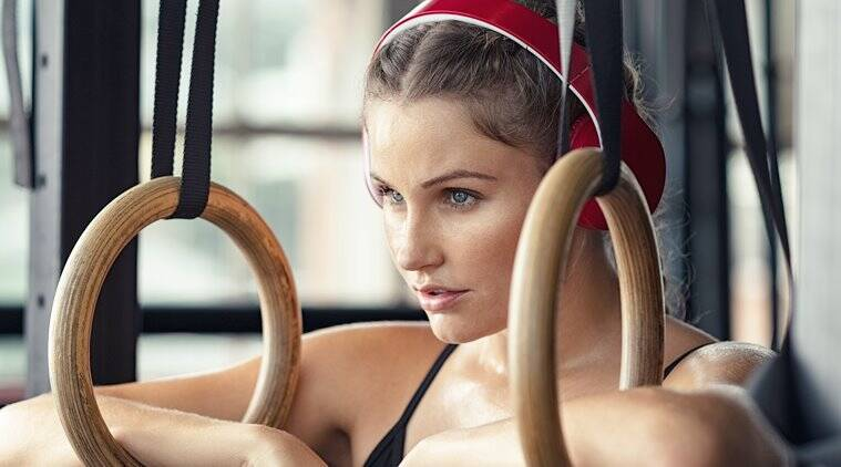 exercising and music, benefits of listening to music, benefits of exercising, music and exercising link