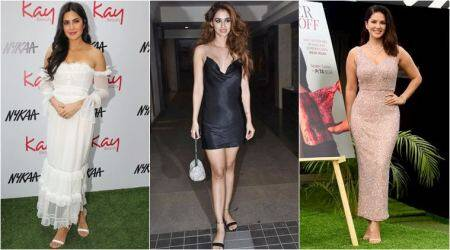 Katrina Kaif, Disha Patani, Sunny Leone: Fashion hits and misses (Feb 9-15)