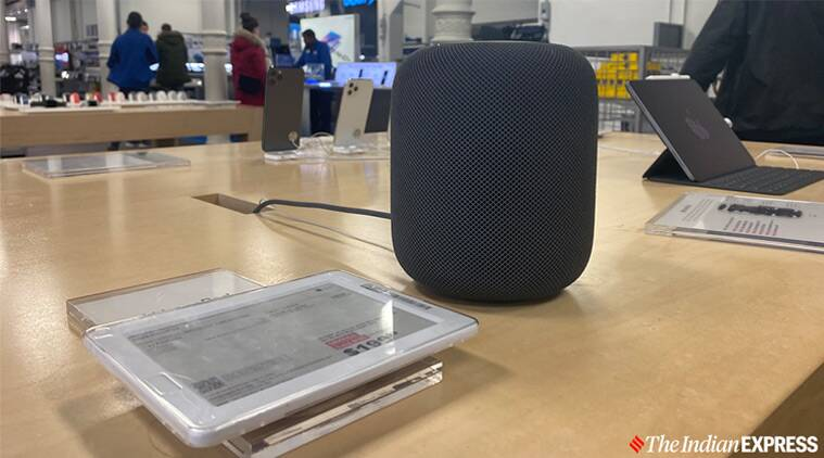Apple, HomePod, Apple HomePod, Apple HomePod review, Apple HomePod price in India, Apple HomePod audio quality, HomePod vs Echo Studio
