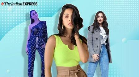party outfit ideas, party outfit ideas 2020, party outfit ideas trends 2020, party outfit, kiara advani, alia bhatt, fashion, indian express,lifestyle