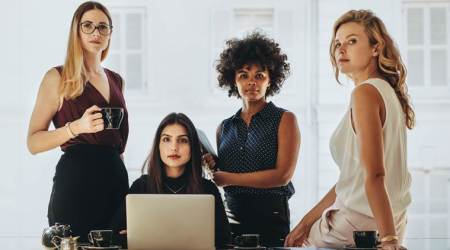 female friendships, workplace, work, success, indian express news