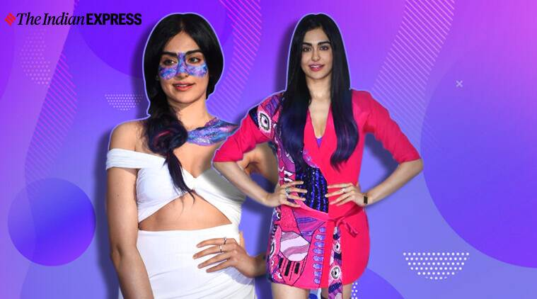 Adah Sharma has taken it too far and we don't get her style sense anymore