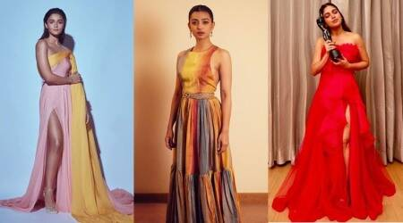 Filmfare Awards 2020: From Bhumi Pednekar to Ananya Panday, take a look at who wore what