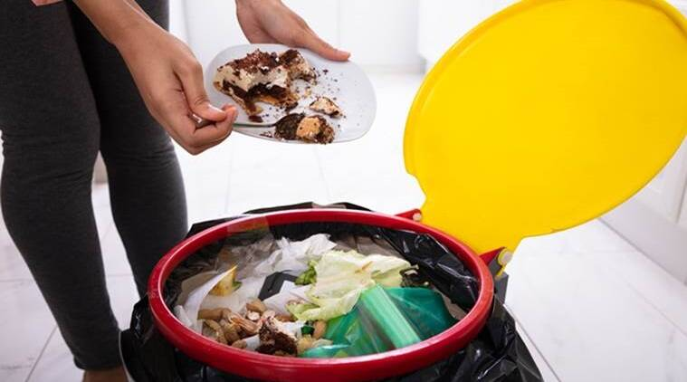food waste, how much food is wasted, reasons for food waste, indian express news