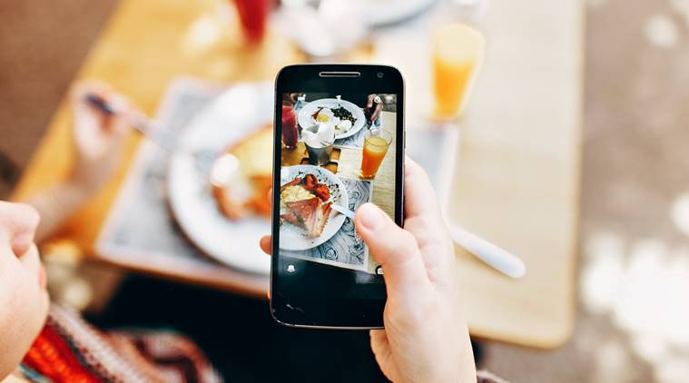 social media, eating habits, health