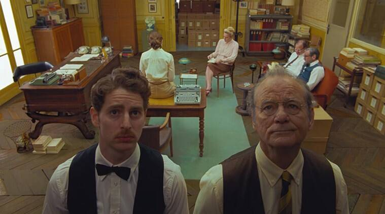 Wes Anderson's French Dispatch delayed till October