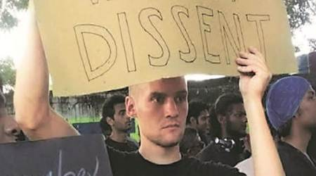 IIT German student's visa cancelled over protest