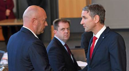 Germany: 'Taboo broken' as far right becomes state kingmaker
