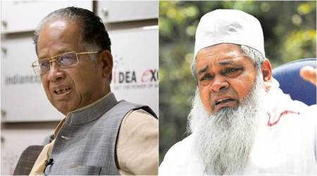 Assam news, Assam Rajya Sabha polls, Tarun Gogoi, Tarun Gogoi on alliance with AIUDF, All India United Democratic Front, indian express