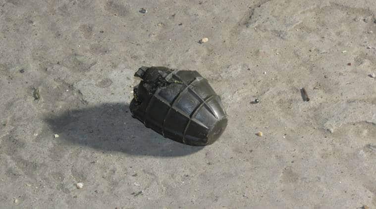 ludhiana rocket launder found, grenades found in ludhiana, ludhiana city news, jalandhar