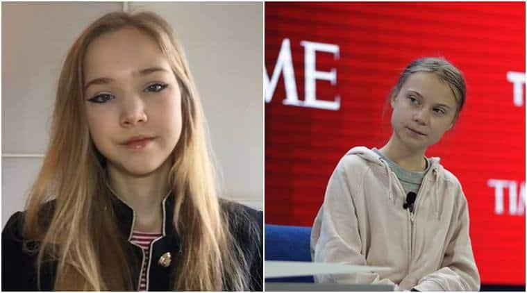 """Explained: Who is Naomi Seibt, the """"anti-Greta"""" activist?"""
