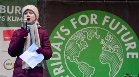greta Thunberg, climate protests hamburg, climate change protests, climate change, global warming, world news, Indian express news, breaking news, latest news