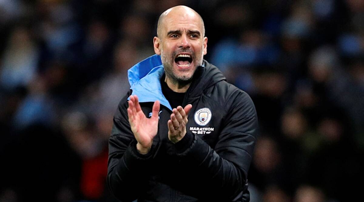 UEFA Champions League final can wait, Pep Guardiola's eyes fixed on English title