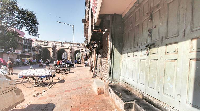 Kutch traders against CAA, Kutch traders allege boycott, caa protest, ahmedabad news, gujarat news, indian express news