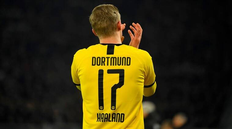 Erling Haaland Faces Bigger Challenge As Borussia Dortmund Host Psg Sports News The Indian Express