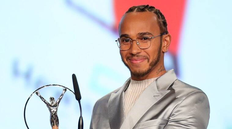 Lewis Hamilton, Lionel Messi joint winners of Sportsman of the Year at Laureus Awards