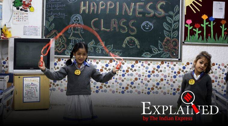 Explained: What is happiness curriculum and how is it implemented