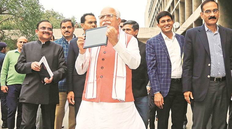 Education outlay hike of 28% in Haryana budget