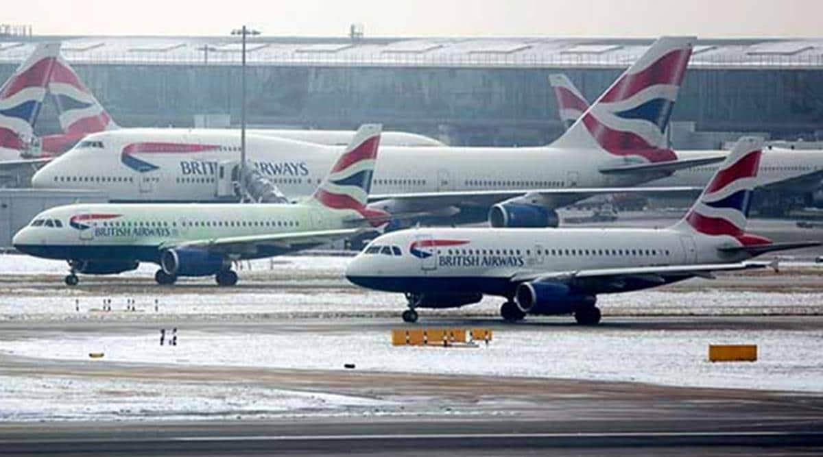 Heathrow airport, Europe airports, Heathrow airport flight disruptions, Europe airports flight disruptions, World news, Indian Express