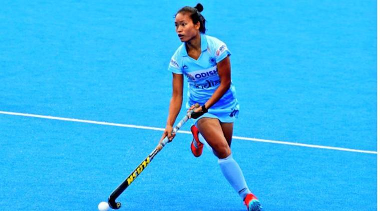 India women hockey, International Hockey Federation, FIH, FIH Women's Rising Star of the Year,FIH Women's Rising Star of the Year award,  Lalremsiami, Hockey, hockey news, sports, sports news