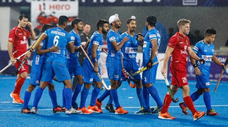 Hockey Pro League, Hockey Pro League India vs Belgium, India vs Belgium Hockey Pro League, Indian hockey team, Hockey news, sports news, Indian Express