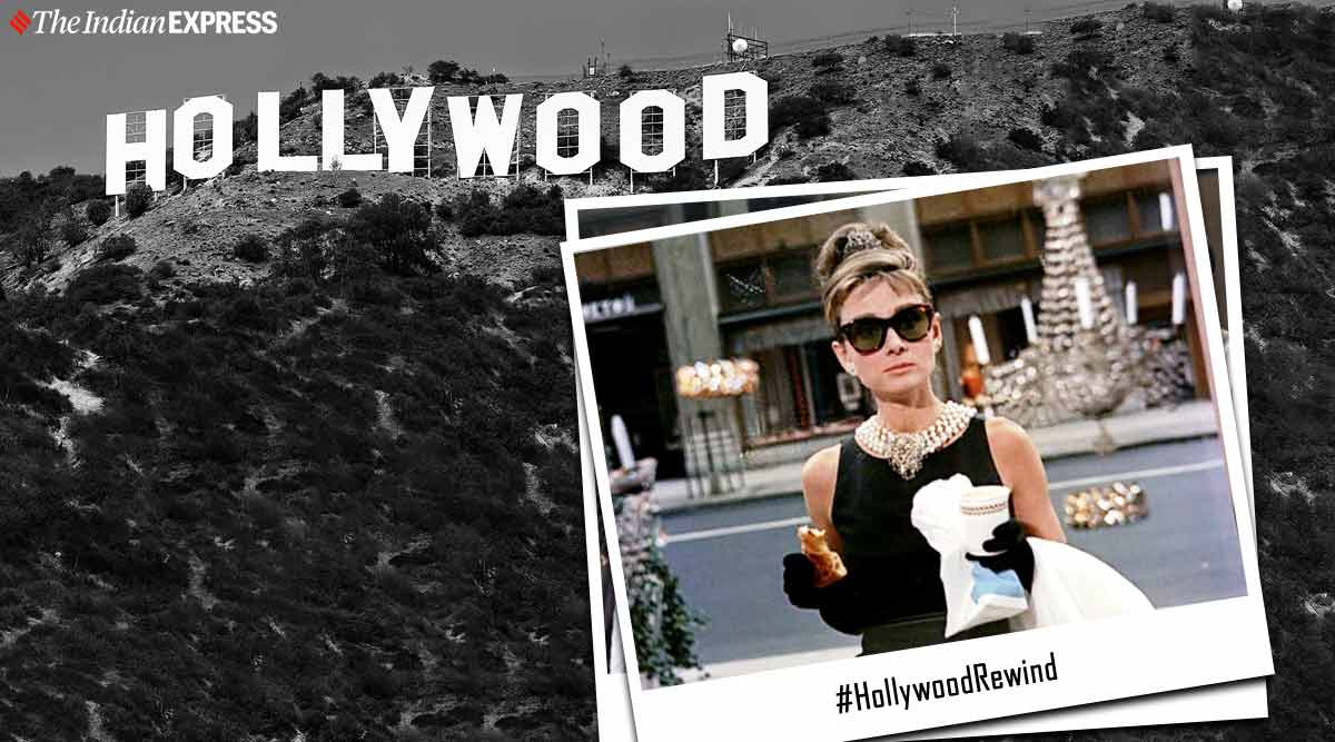 Hollywood Rewind Breakfast At Tiffany S A Sparkling Audrey Hepburn Entertainment News The Indian Express