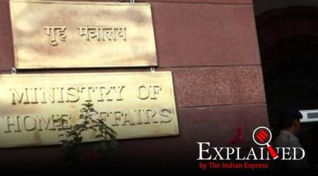 Telling Numbers: Trends in expenditure of Home Ministry