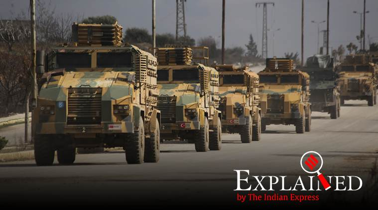 Explained: The state of the war in Syria, and the bloody battle for Idlib