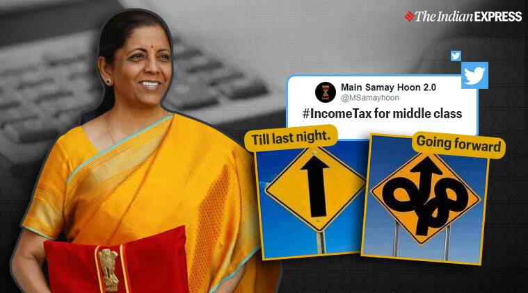Budget 2020, income tax, income tax slabs, income tax brackets, new income tax slabs, income tax exemptions, nirmala sitharaman