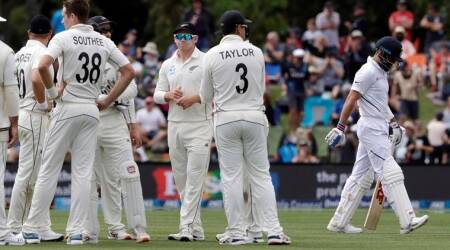 Kyle Jamieson's fifer dismantles India as visitors fall victim to old mistakes
