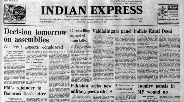 indian express, indian express archives, latest news,