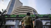 Benchmark indices fall for fifth straight day; Sensex slips 143 points on coronavirus fears, F&O expiry