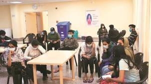 Quarantined but not isolated, say those leaving ITBP facility