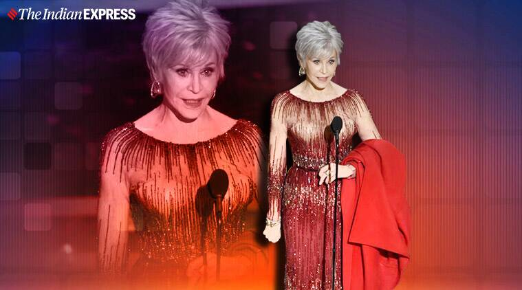 Oscars 2020: Jane Fonda repeats her 2014 Cannes outfit; here's why thumbnail