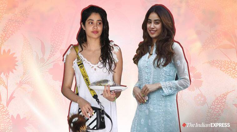 Janhvi Kapoor, Janhvi Kapoor fashion, Janhvi Kapoor casual fashion, Janhvi Kapoor fashion