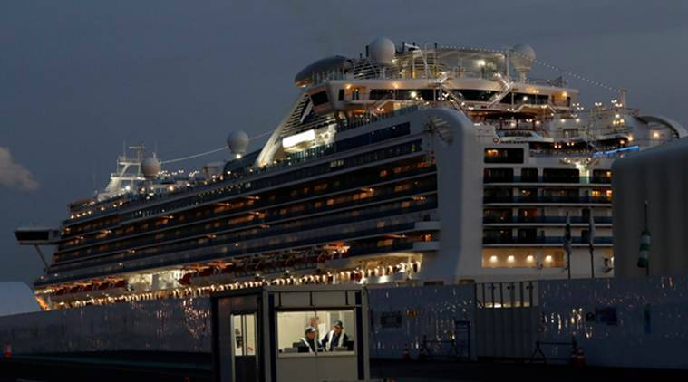 Japan lets cruise passengers walk free. Is that safe?