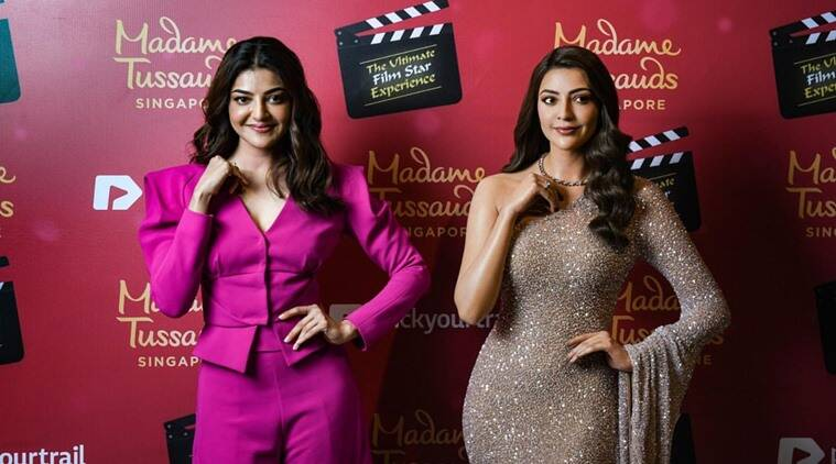 I am grateful: Kajal Aggarwal on her Madame Tussauds wax figure