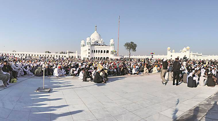 Police question four kartarpur pilgrims row in punjab house